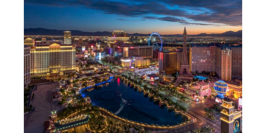 Меры защиты от COVID-19 в развлекательных заведениях Лас-Вегаса сказываются на потоке туристов