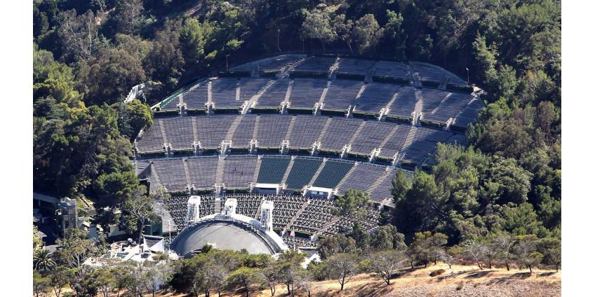 Hollywood Bowl вновь откроется на 14 недель летних концертов