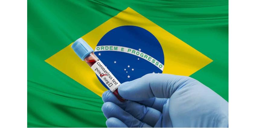 В округе Кларк зафиксированы первые случаи бразильского варианта COVID-19