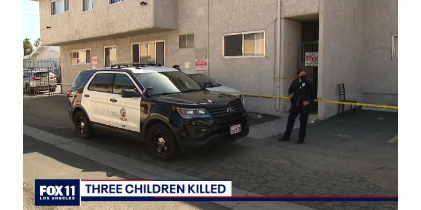 Калифорнийское агентство защиты детей отказывается отвечать на вопросы о маме, обвиняемой в убийстве 3-х своих детей