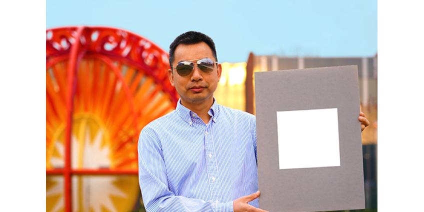 Ученые из США создали самую белую в мире краску
