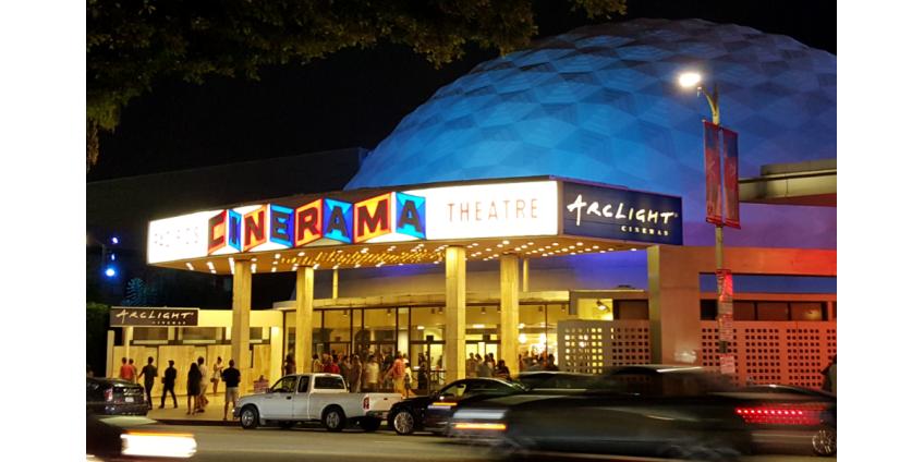 В Голливуде закрылся культовый кинотеатр