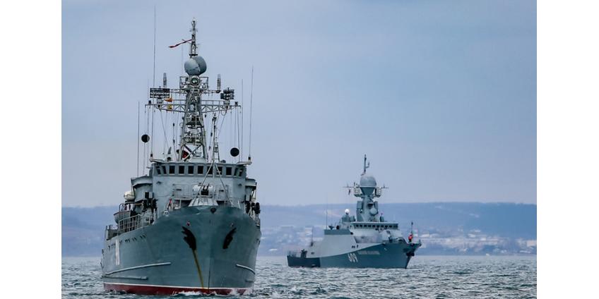 Россия начала проверку боеготовности армии