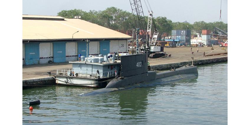 В Индонезии объявили погибшей затонувшую подлодку с 53 военнослужащими на борту
