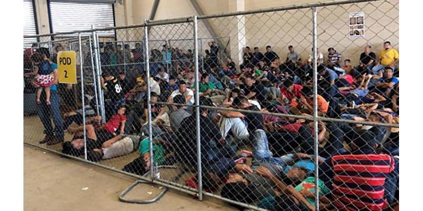 В Сан-Диего ищут место для палаточных городков мигрантов