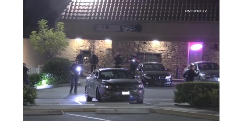 Три человека получили ранения после драки на парковке бара в Ла-Меса