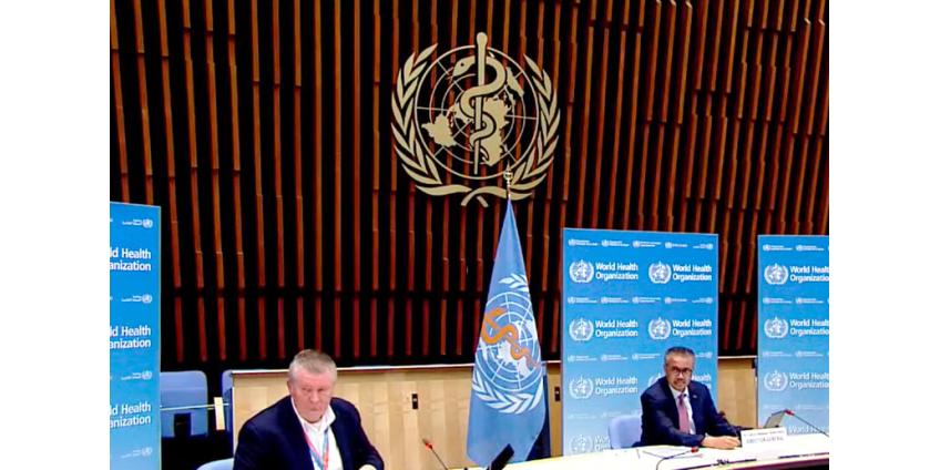 Гендиректор ВОЗ предупредил, что второй год пандемии принесет больше смертей, чем первый