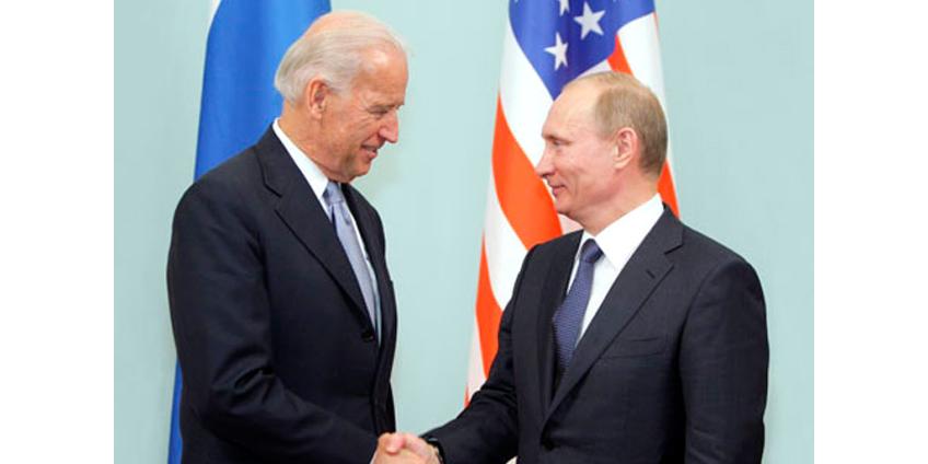 """Встреча Байдена с Путиным пройдет 16 июня в Женеве с целью """"восстановления предсказуемости отношений"""""""