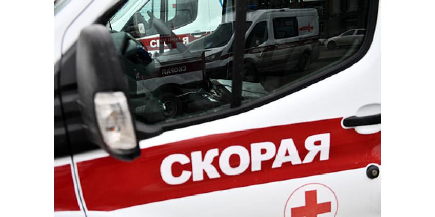 Часть дома рухнула и убила троих детей под Воронежем