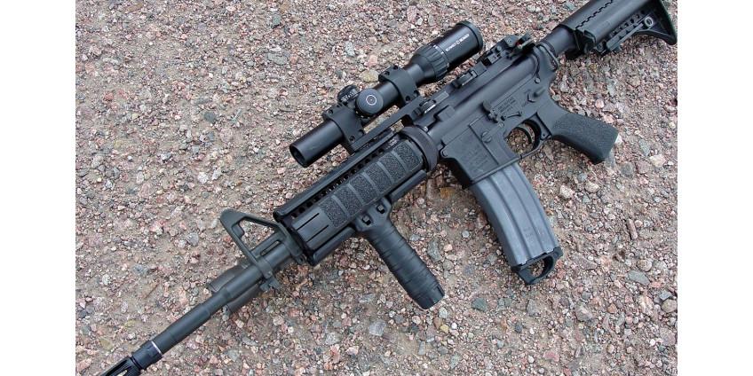 Судья из Сан-Диего отменил 30-летний запрет на штурмовое оружие