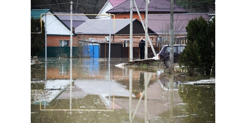 Нескольким регионам России предсказали масштабные потопы