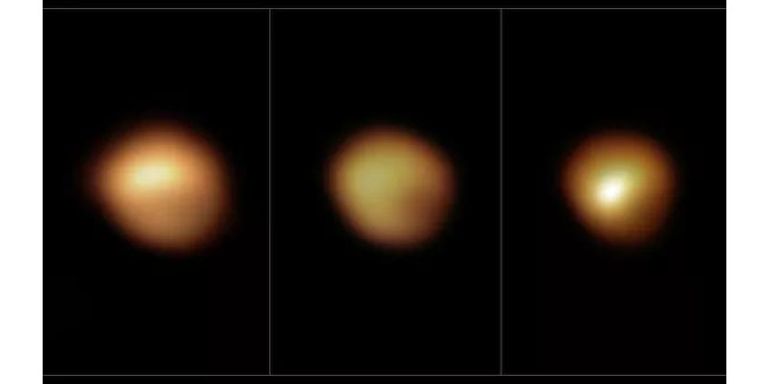 Астрономы раскрыли тайну затемнения Бетельгейзе