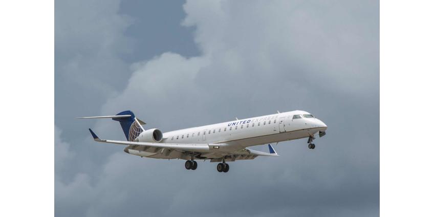 В Лос-Анджелесе пассажир выпрыгнул из шедшего на взлет самолета