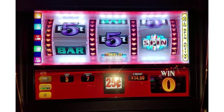 Удача в Лас-Вегасе: мужчина поставил $5, а выиграл $1,5 миллиона