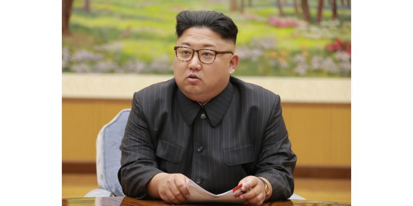 СМИ сообщили о резком похудении Ким Чен Ына