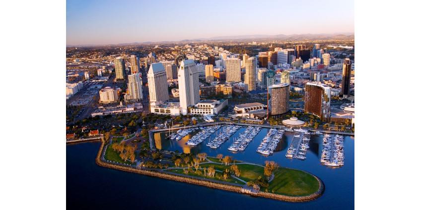 Поток туристов в Сан-Диего увеличился в преддверии Дня независимости