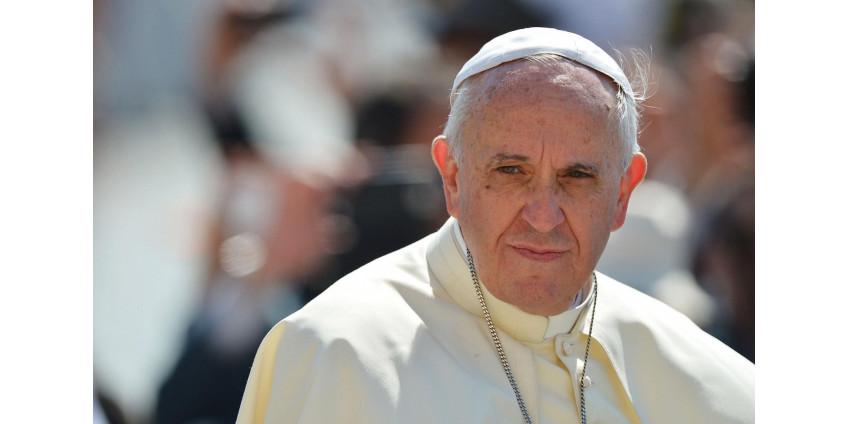 Стало известно о состоянии Папы Римского после операции