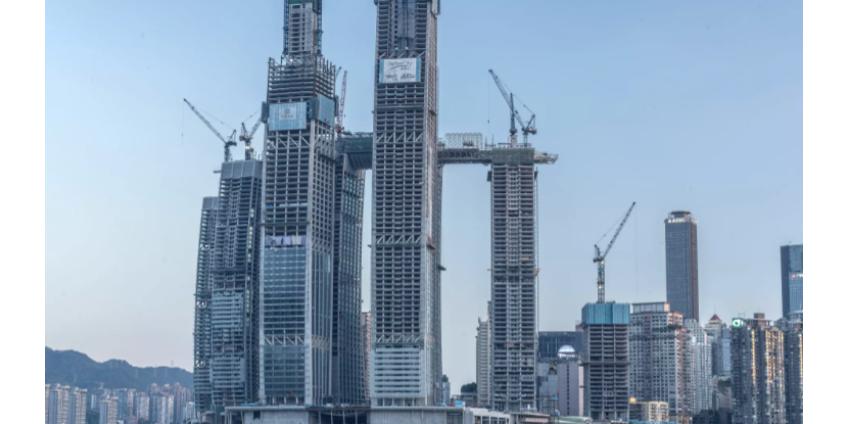В Китае ввели ограничения на строительство небоскребов