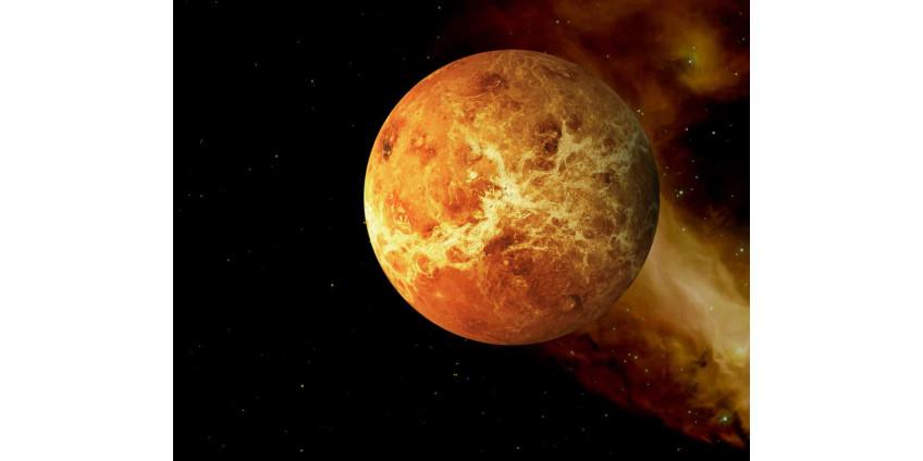 Объяснена загадка признаков жизни на Венере