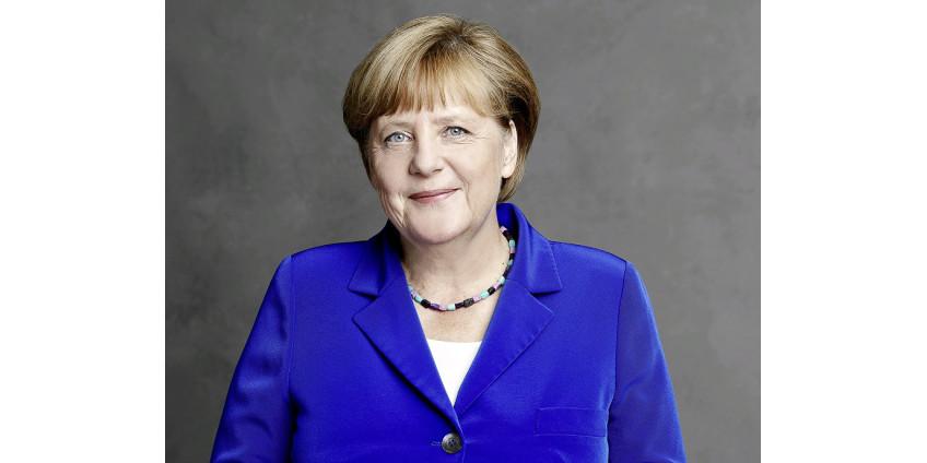 Меркель призвала решительнее бороться с изменением климата