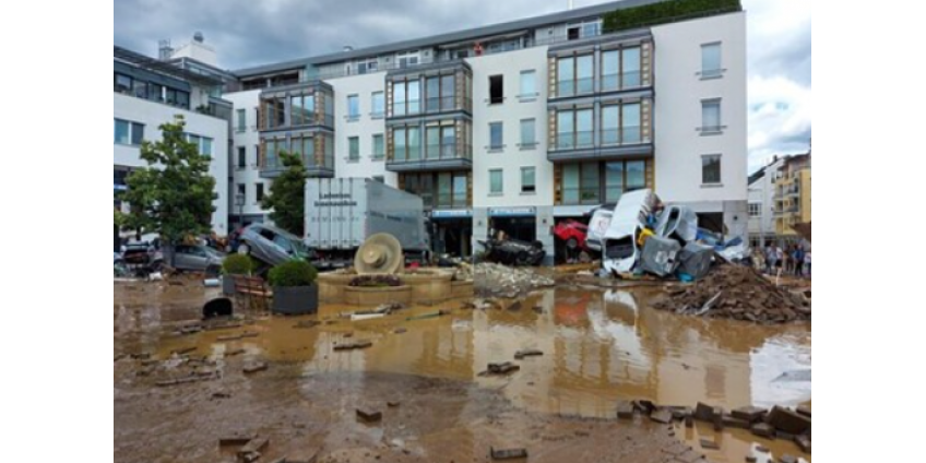 Число жертв наводнения в Германии выросло до 156
