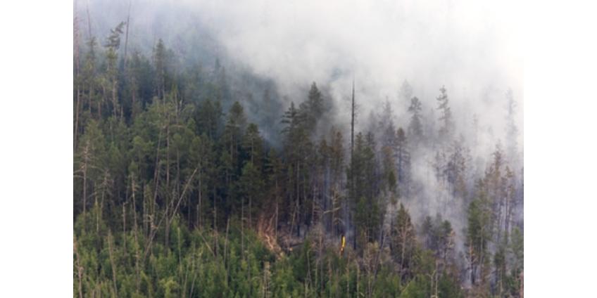 Более 100 населенных пунктов Якутии заволокло дымом
