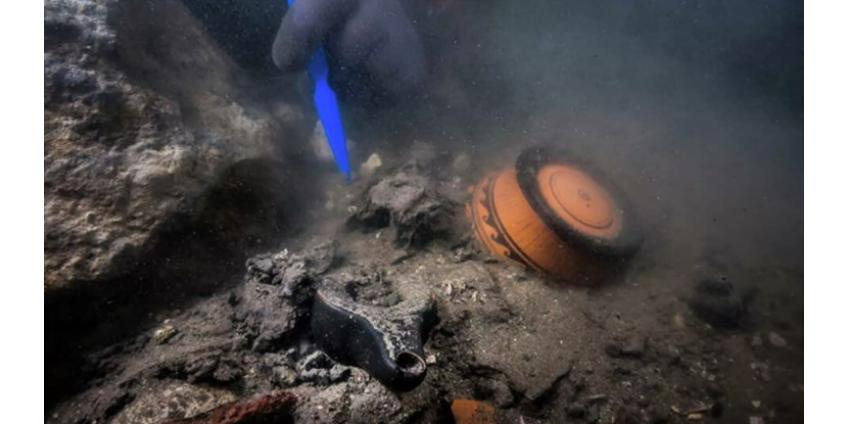 В Египте археологи обнаружили обломки древнего военного корабля