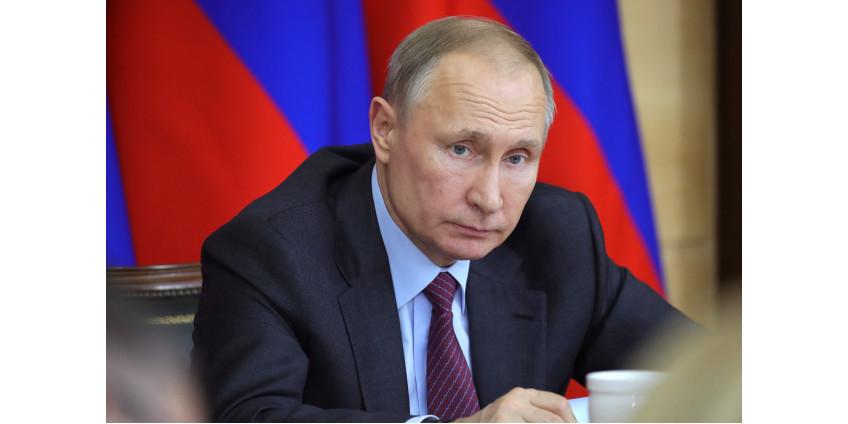 Путин описал ситуацию с коронавирусом в России словами «все уже устали»