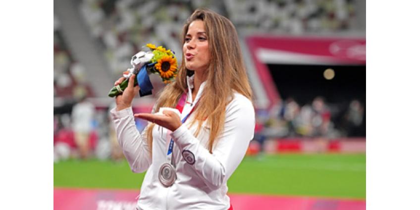 Спортсменка продаст медаль Олимпиады в Токио ради больного мальчика