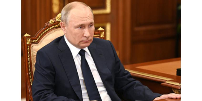 Путин назвал Германию одним из основных партнеров России
