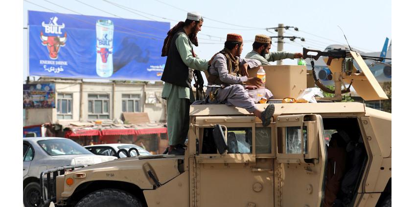 В США обеспокоились возможными атаками ИГ в Афганистане