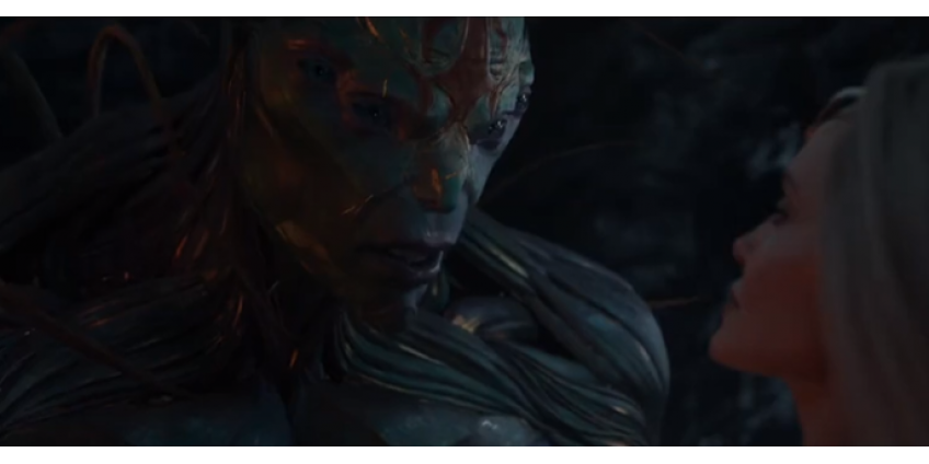 Marvel выпустила финальный трейлер фильма «Вечные»