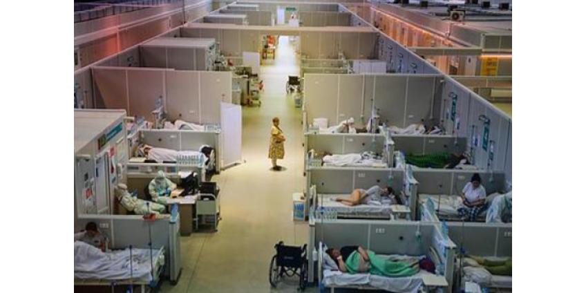 В России выявили менее 20 тысяч случаев COVID-19 впервые с июня