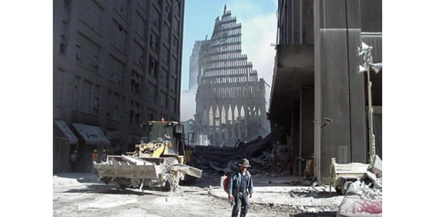 Секретная служба США опубликовала новые фото теракта 9/11