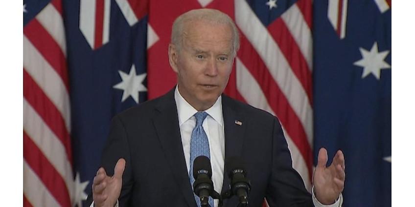 США, Британия и Австралия заключили соглашение об оборонном партнерстве