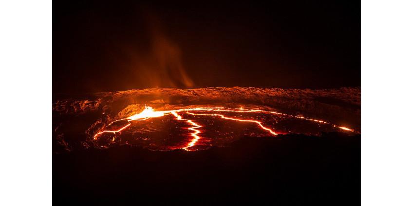 Вулканологи спрогнозировали срок окончания извержения вулкана на Канарах