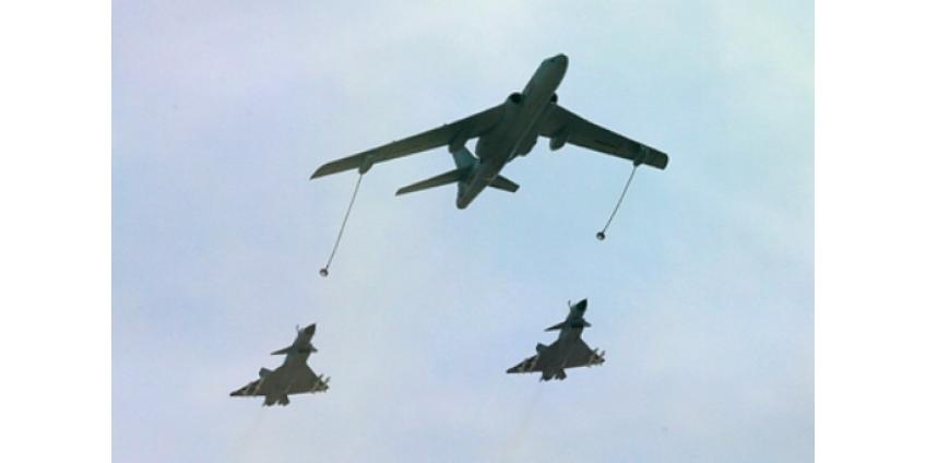 Китай направил 25 военных самолетов в воздушное пространство Тайваня