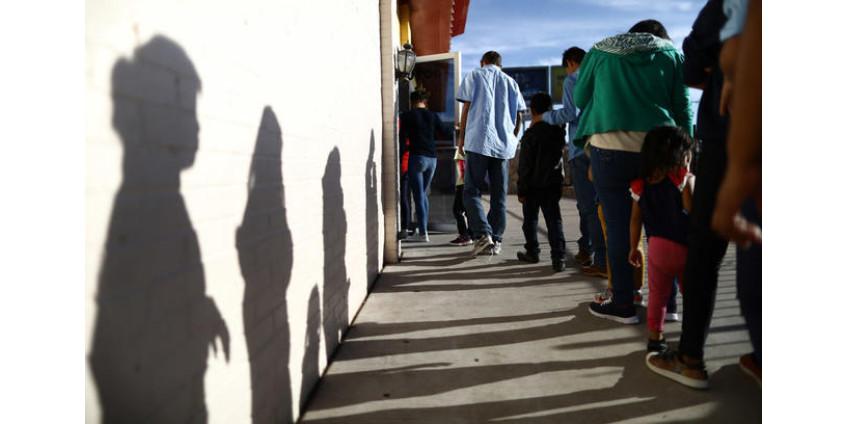 Количество задержанных на границе с Мексикой в Сан-Диего оказалось самым высоким с мая 2007 года