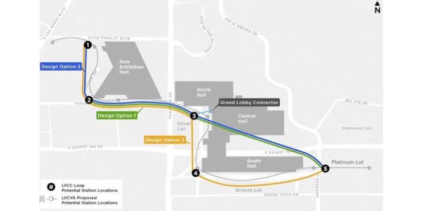 Илон Маск сообщил о планах прокладки тоннеля под Лас-Вегасом