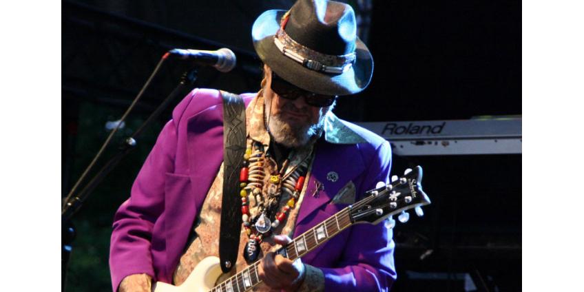 В США скончался известный исполнитель новоорлеанского ритм-энд-блюза Доктор Джон