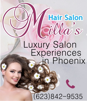 Milla's Hair Salon Glendale AZ