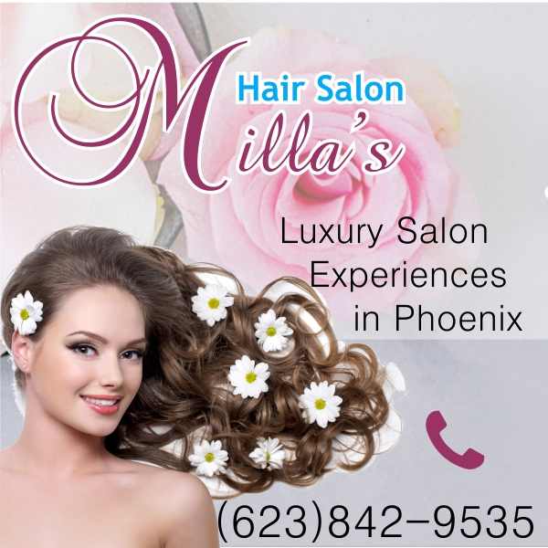 Millas Hair Salon Phoenix AZ